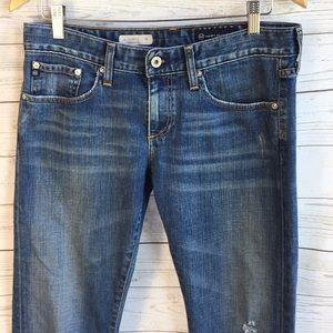 AG The Tomboy Boyfriend Fit Jeans 29 33x33